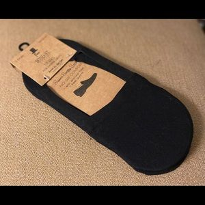 Men's Bond Street Sock Liners For Dapper Gents BLK